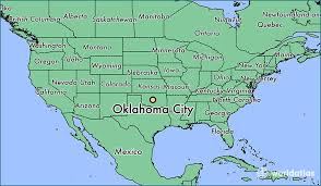 okc zip code map where is oklahoma city on map of usa easy guides ok pa map