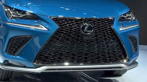 all new lexus nx compact new lexus nx shanghai auto show youtube