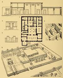 houses of tell el amarna tell el amarna pinterest egyptian