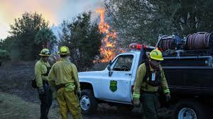 Wildfire Fighting Boots by Firefighters Npr