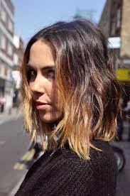 ombre for shorter hair 20 ideal blonde ombre short hair pinkous