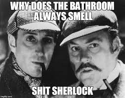 Funny Sherlock Memes - instead of no shit sherlock imgflip