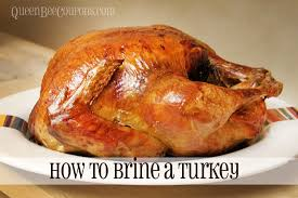 how to brine a turkey before you roast it thanksgiving