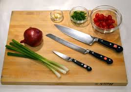 Kitchen Cutting Knives Kitchen Guide For Home Cooks Part I Knives Cutting Boards And