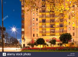 the dorchester hotel park lane london with christmas decorations