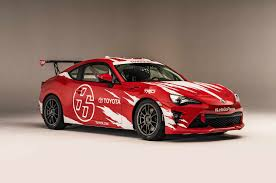toyota tmg 86 cup car to contend pirelli world challenge
