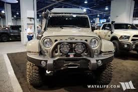 jeep scrambler 2017 2017 sema aev outpost ii jeep jk wrangler camper