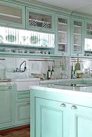 Turquoise Cabinets Kitchen 426 Best Kitchens Images On Pinterest Kitchen Designs U Shaped