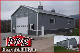 barn garages 30 x 40 garage kits built buildings custom pole barns and metal