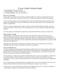 Cover Letter Formats by Cover Letter Layout Sample Opening Paragraph It Is Your Cv Its A