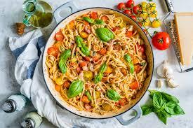 pasta recipes best bruschetta chicken pasta recipe