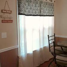 Diy Kitchen Curtain Diy No Sew Kitchen Curtains Hometalk