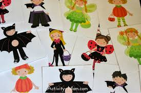 Dltk Halloween Printables by The Activity Mom Sequencing Cards Printable