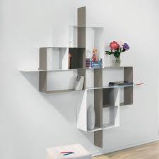 librerie muro librerie moderne per gli spazi living librerie