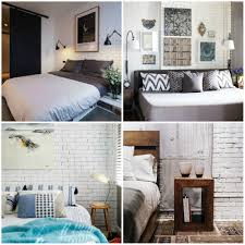 Home Interior Decorating Tips Interesting 70 Brick Bedroom Decorating Decorating Design Of Best