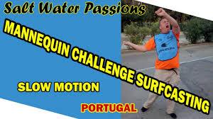 Water Challenge Motion Surfcasting Mannequin Challenge Motion Portugal 2016 Salt