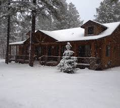 White Mountains Cottage Rentals by Spacious Relaxing Forested Retreat White Mountain Cabin Rentals