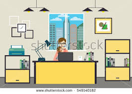 vector illustration young man sitting bean stock vector 609896099