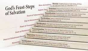 god u0027s feast steps of salvation united church of god