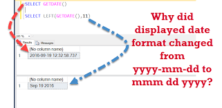 format date yyyymmdd sql sql server puzzle change in date format with function sql