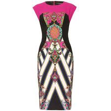 print dress lyst etro print dress