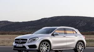 mercedes shares road test 2015 mercedes gla45 amg the national