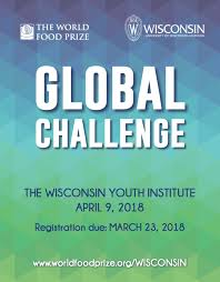 Wisconsin global travel images The wisconsin youth institute the world food prize improving png