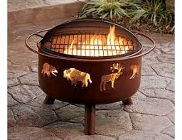Cowboy Grill And Fire Pit by Outdoor Fire Pits