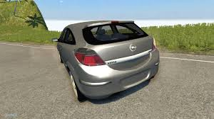opel astra trunk astra gtc for beamng drive