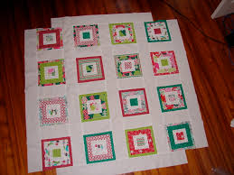 christmas tree skirt part 1 bird in hand quilts