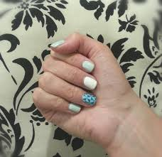 i like to do my nails gel colors u0026 design