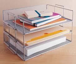 Stackable Desk Organizer Office Desk Organizer Thedigitalhandshake Furniture