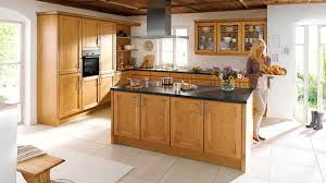 Kochinsel Küche Mit Kochinsel Im Landhausstil Home Deco Planer