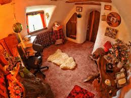 hobbit home interior hobbit home in scotland looks like it belongs to the shire