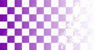 Purple Flag A Purple Chequered Flag Faded With A Heavy Grunge Fx Royalty Free