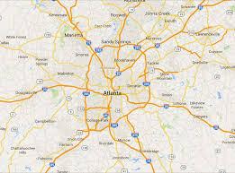 map of atlanta metro area metro atlanta fortune 500 1000 headquarters