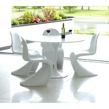 table ronde avec chaises table ronde avec chaise table a manger complate ensemble table 4