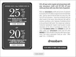 dress barn 20 off coupon car wash voucher