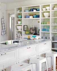 Martha Stewart Decorating Above Kitchen Cabinets by Our Favorite Kitchen Styles
