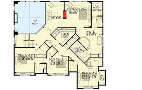 big floor plans big sport court house plan 73356hs architectural designs