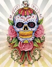 imagenes de calaveras que cambian de color 615 best skulls crossbones images on pinterest skulls skull