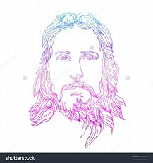 color pictures of jesus newcoloring123