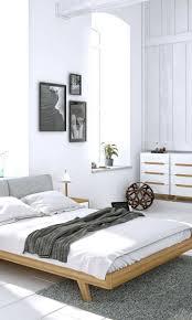 white modern bed best 25 modern white bedrooms ideas on pinterest
