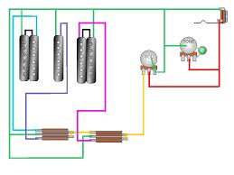 wiring diagram 2 humbucker 1 volume tone wiring diagram