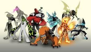 ben 10 5 powerful ultimate dna aliens
