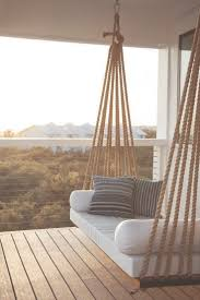 Hanging Chair Outdoor Furniture Best 25 Outdoor Swing Chair Ideas On Pinterest Outdoor Areas
