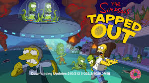 halloween costume moethe simpsons tapped out addictsall things the