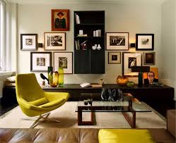 small drawing room interior comfortable small living room home