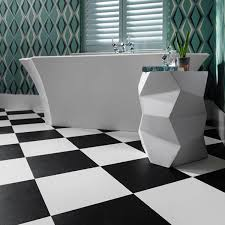jet black vinyl flooring tile 39 95 per square metre