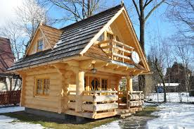 log style homes little log houses the little log house company